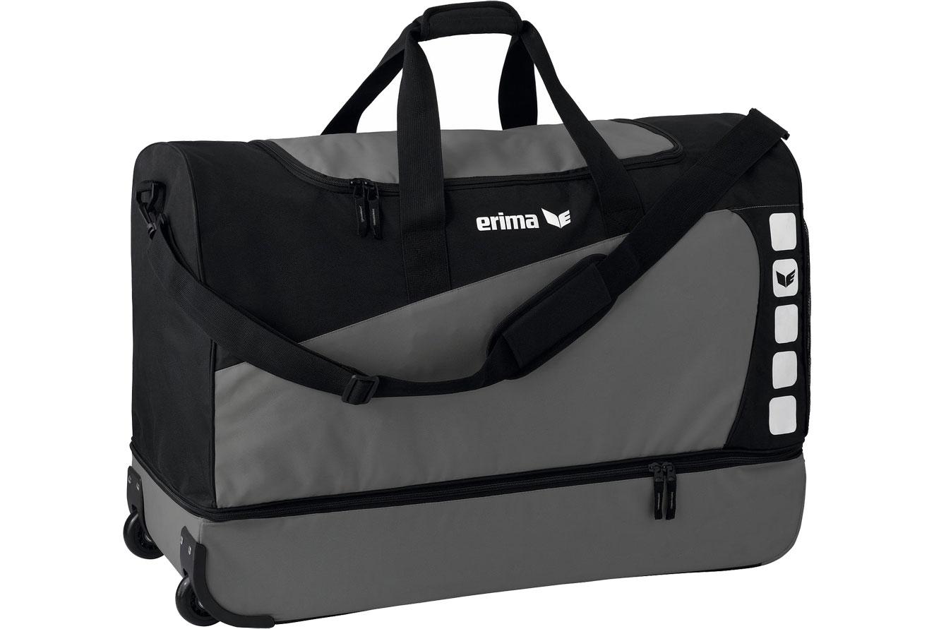 sac de sport a roulettes avec compartiment club 5 erima 723362 la meilleure offre pour tous. Black Bedroom Furniture Sets. Home Design Ideas